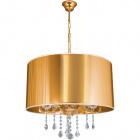 Ceiling Lamp ADELINA 5xE14 H.Reg.xD.57cm Gold