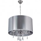 Ceiling Lamp EDUARDA large 4xE14 H.Reg.xD.50cm Chrome
