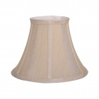 Lampshade BRENDA round & conic flat with fitting E27 D.20cm Beije