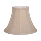 Lampshade BRENDA round & conic flat with fitting E27 D.25cm Beije