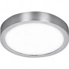 Plafond TALISMAN round 1x24W LED 1920lm 4000K 120° H.2,5xD.22,5cm Chrome