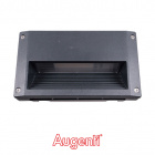 Aplique Empotrable FANTE IP65 1x13W LED 1200lm 4000K L.25xAn.11xAl.14cm Antracita