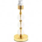 Base para Sobremesa ALVOR 1xE27 Al.33xD.12,5cm Oro