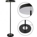 Floor Lamp AINOA 1x36W LED 5670lm 3000K H.150xD.40cm Black