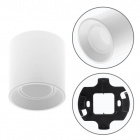 Frame for Plafond ONIRO round H.10xD.9,6cm Polycarbonate (PC) White