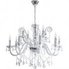 Ceiling Lamp OFÉLIA 12xE14 H.Reg.Chrome