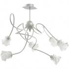 Ceiling Lamp GOULMINA 6xG9 H.Reg.xD.65cm Grey