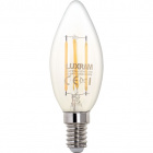 Light Bulb E14 (thin) Candle CLASSIC LED 6.5W 2700K 806lm Transparent-A++