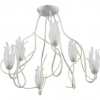 Ceiling Lamp BARI 6xG9 H.43xD.50cm Grey