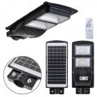 Aplique Solar Solar Street Light con sensor IP65 1x100W LED 750lm 6400K L.19xAn.47xAl.5,5cm