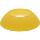 Vidro superior suspensão amarelo