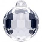 Piedra final en cristal D.3cm transparente