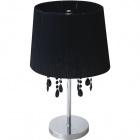 Table Lamp OLÍMPIA 3xE14 L.35xW.22xH.57xD.35cm Black/Chrome
