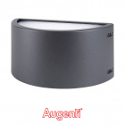 Aplique MERIDIAN PLUS IP65 1xE27 L.31xAn.17xAl.15cm Antracita