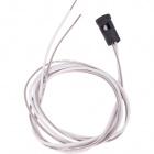 Portalámparas G4 con 0,60m cable en plastico blanco