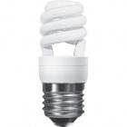 Light Bulb E27 (thick) Spiral GENISS SUPREME 9W 2700K 445lm -A