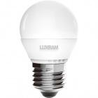 Light Bulb E27 (thick) Ball HIVISION LED 6.5W 3000K 806lm White-A++