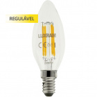 Light Bulb E14 (thin) Candle VALUE CLASSIC LED Step Dimmable 4W 2700K 400lm -A++