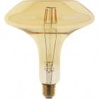 Light Bulb E27 (thick) JAEL LED 5W 2200K 250lm Amber-A++