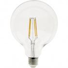 Light Bulb E27 (thick) Globe JOBIM LED D125 8W 2700K 1055lm Transparent-A+