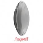 Plafón TWIN IP65 1xE27 Al.8,6xD.26,5cm Antracita