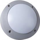 Aplique KASI IP54 21x0,18W LED 4000K Al.6xD.15cm Gris