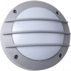 Aplique TARIM IP54 21x0,18W LED 4000K Al.7xD.15cm Gris