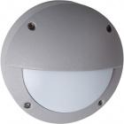 Aplique ARAGUAIA IP54 21x0,18W LED 145lm 4000K Al.6xD.15cm Gris