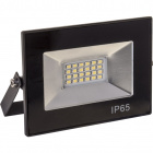 Proyector TOBOL IP65 1x20W LED 1000lm 3000K 120°L.11,5xAn.3xAl.8,5cm Negro