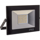 Proyector TOBOL IP65 1x30W LED 1500lm 3000K 120°L.14,5xAn.3xAl.10,5cm Negro