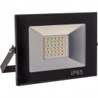 Proyector TOBOL IP65 1x30W LED 1500lm 4000K 120°L.14,5xAn.3xAl.10,5cm Negro