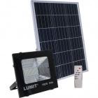Proyector Solar JUNOT IP66 1x150W LED 2400lm 6500K L.33,5xAn.11xAl.29cm Negro (2cx)