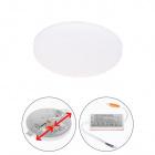 Downlight LIRA round 1x18W LED 1620lm 3000K 120° H.1,5xD.12cm White