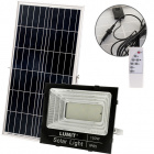 Proyector Solar NAVARRE IP65 1x150W LED 4000lm 6500K L.35,2xAn.9xAl.28,5cm Negro