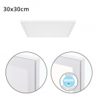 Surface Mounted Panel VOLTAIRE 30x30 24W LED 1920lm 4000K 120° W.30xW.30xH.2,3cm White