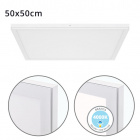 Surface Mounted Panel VOLTAIRE 50x50 48W LED 3840lm 4000K 120° W.50xW.50xH.2,3cm White