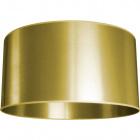 Lampshade MONTENEGRINO round large M10 (lira) H.30xD.57cm Gold