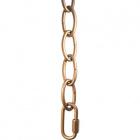 Cadeado em ferro aneis D.5mm (1m)
