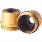 Capa E14 ASF dourada  000691