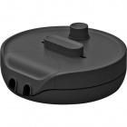 Regulador pé 100-240V (inc,halog,LED) Preto 039982