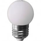 Light Bulb E27 (thick) Ball SKYSMD LED 3W 4000K 240lm 180°-A+