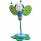 Table Lamp ABELHA 1xG4 12V H.46xD.24cm Blue/Green