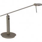 Table Lamp MINIMAL 1xG6.35 L.20xW.63xH.52cm Grey