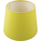 Lampshade BRITANICO round & conic with fitting E27 H.15xD.20,5cm Green