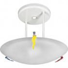 Lámpara de Techo RUBINA 2xE27 Al.21xD.30cm Multi Colores