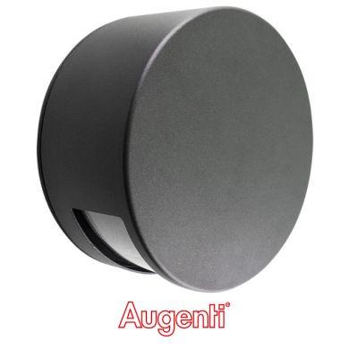 Aplique FLAT IP65 1xG12 An.13,5xD.28cm Antracita