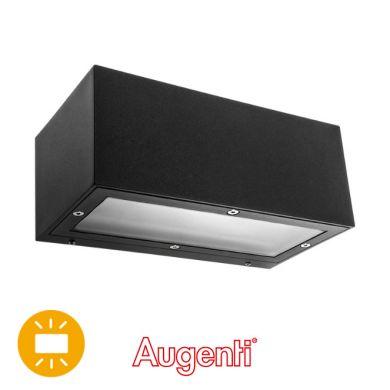 Aplique GIULIA IP65 1xE27 L.20,5xAn.11xAl.8,2cm Antracita
