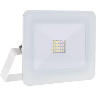 Proyector MEKONG IP65 1x20W LED 1600lm 6500K L.14xAn.2,7xAl.10,8cm Blanco