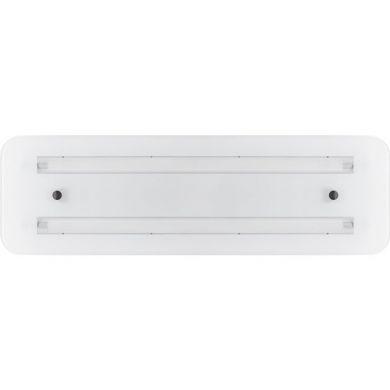 Plafond TANZANITA 2xG13 T8 LED 60cm L.68xW.20xH.4cm White