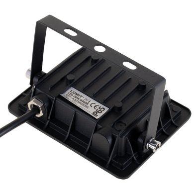 Proyector TUMUT IP65 20W LED 1500lm 6400K C.12,7xL.2,9xA.9,4cm Negro